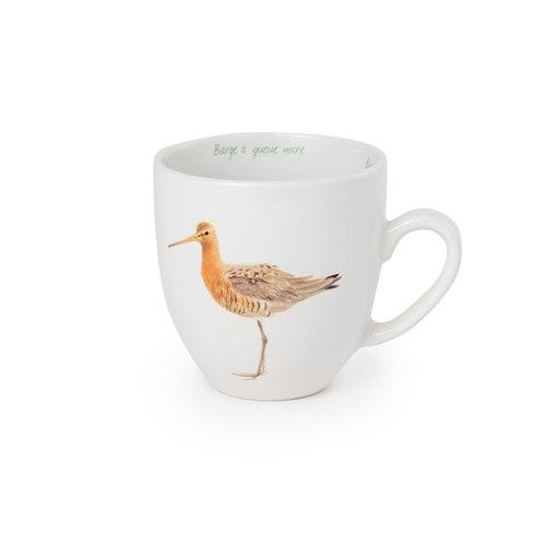 Mug Black Tailed Godwit Porcelain