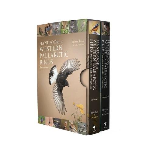 Handbook Western Paleartic Birds 1&2 (Shirihai & Svensson)