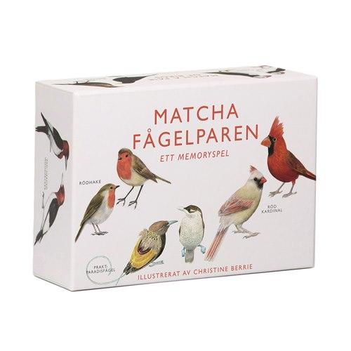Matcha Fågelparen