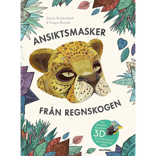 Facemasks from the rainforest