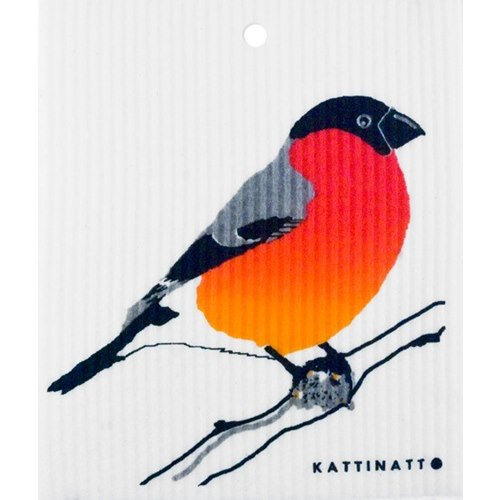 Dishcloth Bullfinch
