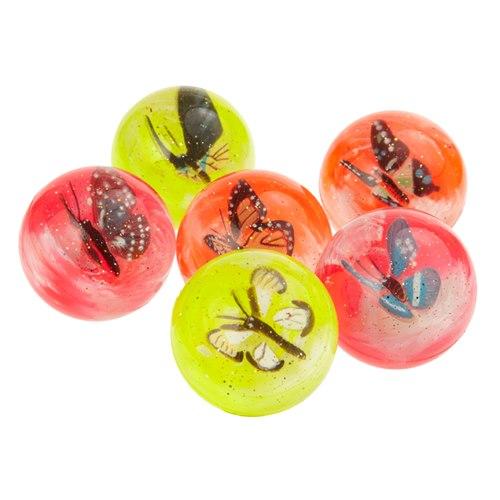 Bouncing Ball - Butterfly