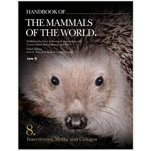 Handbook of the Mammals of the World HMW vol 8 (Wilson...)