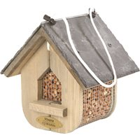 Little house - Peanut feeder