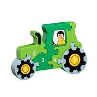 Pussel Traktor 1-5 ( från 10 mån)