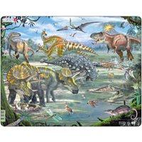Pussel Dinosaurier, Maxi, 65 bitar