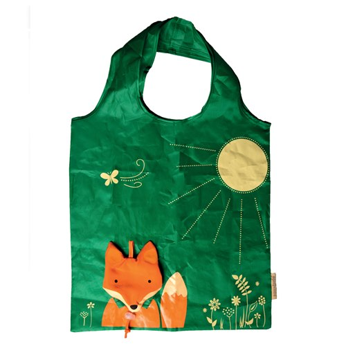 Shoppingbag, fox