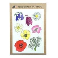 Tatuering, Blommor