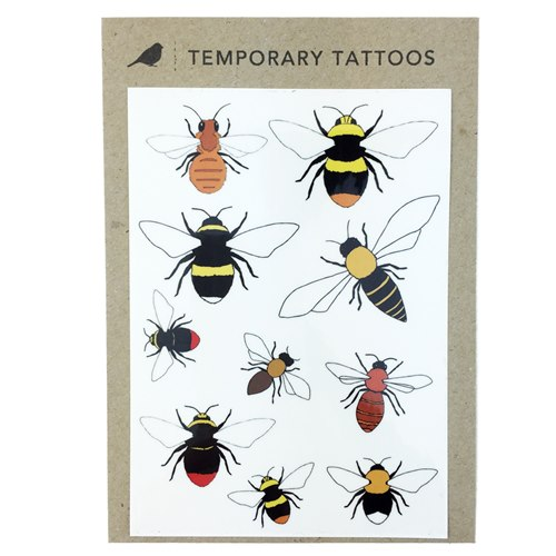 Tatuering, Bin