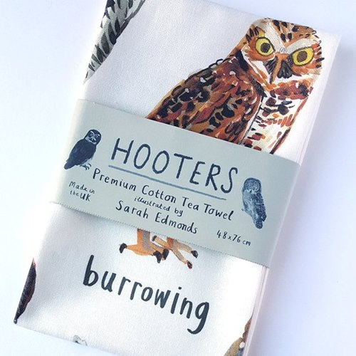 Handduk Hooters
