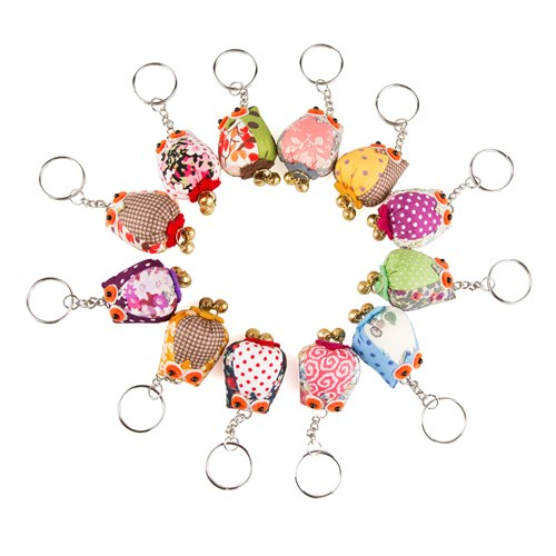 Key chain Vintage OWL
