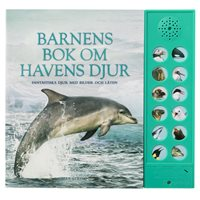 Barnens bok om havens djur (Pinnington)