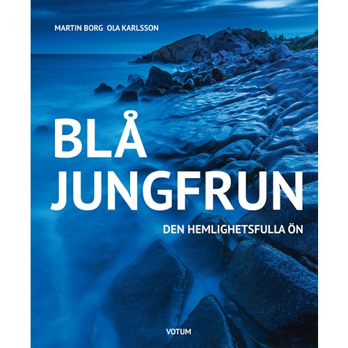 Blå jungfrun: Den hemlighetsfulla ön