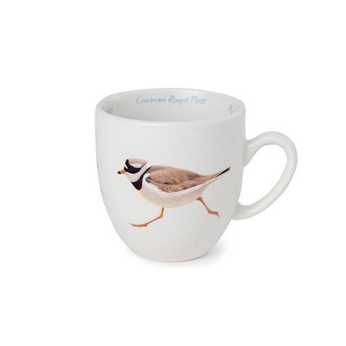 Mug Porcelain Common Ringed Plover