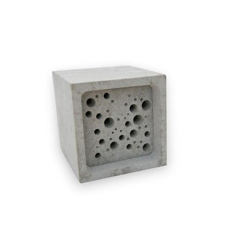 Bee Block vit - Bi och insektshus