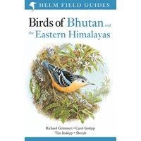 Birds of Bhutan and Eastern Himalayas (Inskipp & Grimmett)