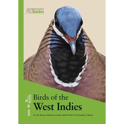 Birds of the West Indies (M Kirwan, Levesque..)