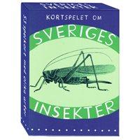 Sveriges insekter - Kortspelet