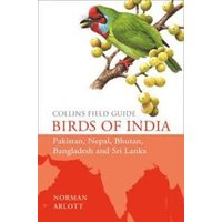 Birds of India (Norman & Arlott)