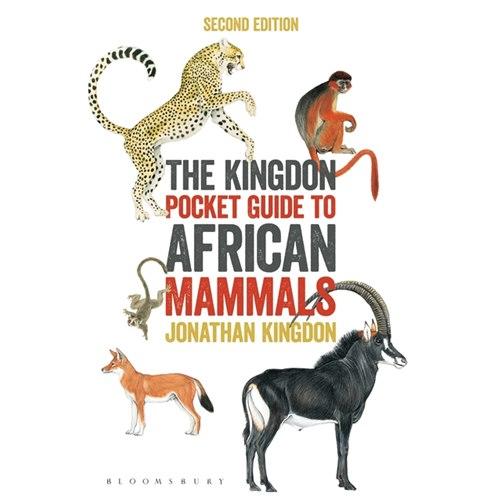 Kingdon Pocket Guide to African Mammals 2:nd edition (Kingdon)