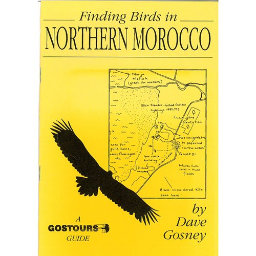 Finding Birds in Northen Morocco. (Gosney) The Book