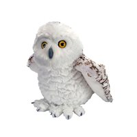 Soft Toy Snowy Owl Medium