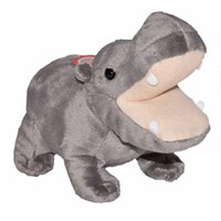 Soft toy Hippo with sound