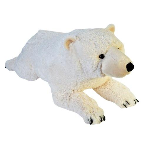 Mjukisdjur Isbjörn, jumbo