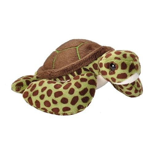 Mjukisdjur Sköldpadda grön, lil's