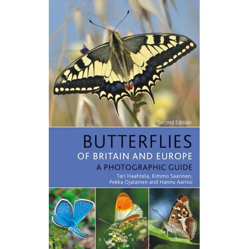 Butterflies of Britain and Europe - A Photographic Guide (Haahtela)