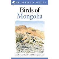 Birds of Mongolia (Sundev & Leahy)