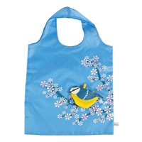 Shoppingbag, blue tit