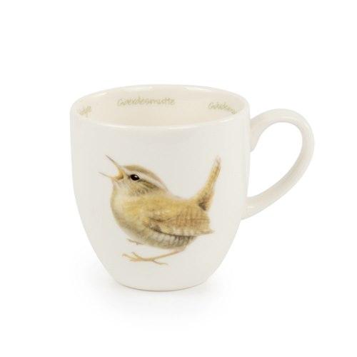 Mug Porcelain Wren
