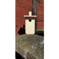 Nestbox for Redstart/Nuthatch