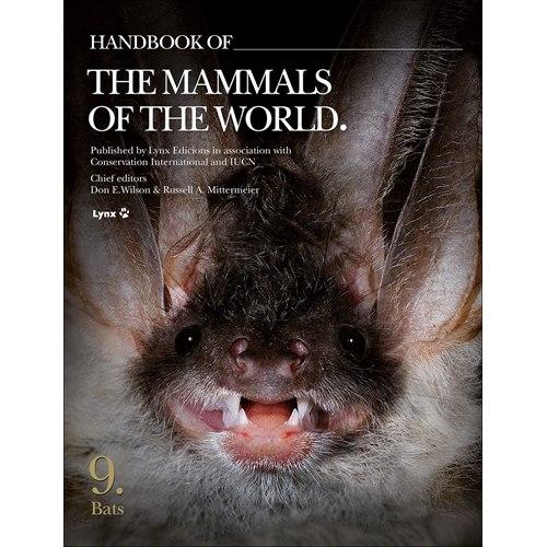 Handbook of the Mammals of the World HMW vol 9 (Wilson...)