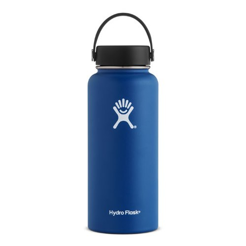Hydro Flask, Cobalt Wide Mouth Flex 32 (946ml)
