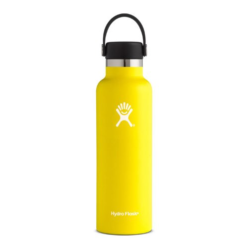 Hydro Flask, Lemon Standard Mouth Flex 21 (621ml)