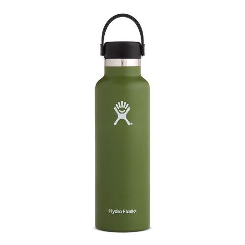 Hydro Flask, Olive Standard Mouth Flex 21 (621ml)