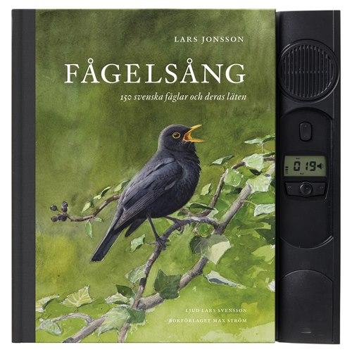 Fågelsång 2:a upplagan (Svensson & Jonsson)