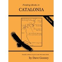 Finding birds in Catalonia. Dave Gosney.