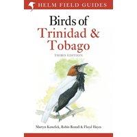 Birds of Trinidad and Tobago 3:d edition (Restall, Hayes...)