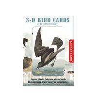 Kortlek 3D, Fåglar