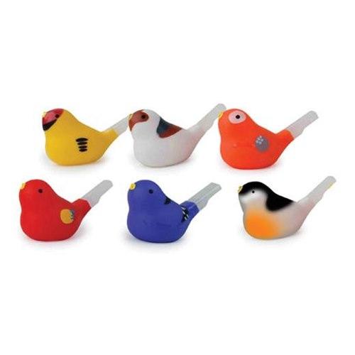 Visselfågel, färgglad