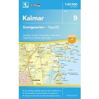 Karta Sverigeserien – Kalmar/Södra Öland