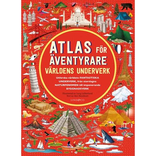 Atlas för äventyrare - Världens underverk