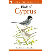 Birds of Cyprus (Richardson & Poeter)