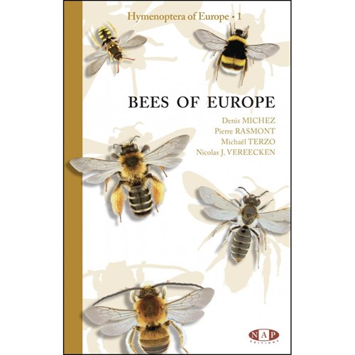 Bees of Europe - Hymenoptera of Europe (Michez...)