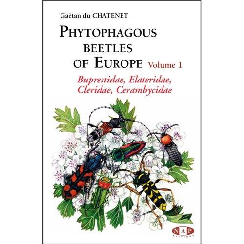 Phytophagous beetles of Europe Vol. 1 (Gaëtan du Chatenet)