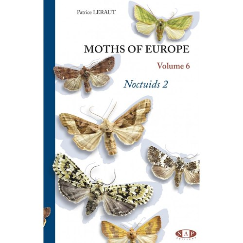 Moths of Europe. Vol. 6 (Leraut)