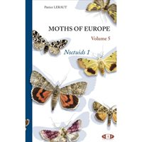Moths of Europe. Vol. 5 (Leraut)